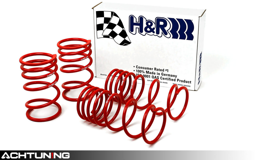 H&R 29657 Sport Springs Mazda 323 FWD and Mercury Capri
