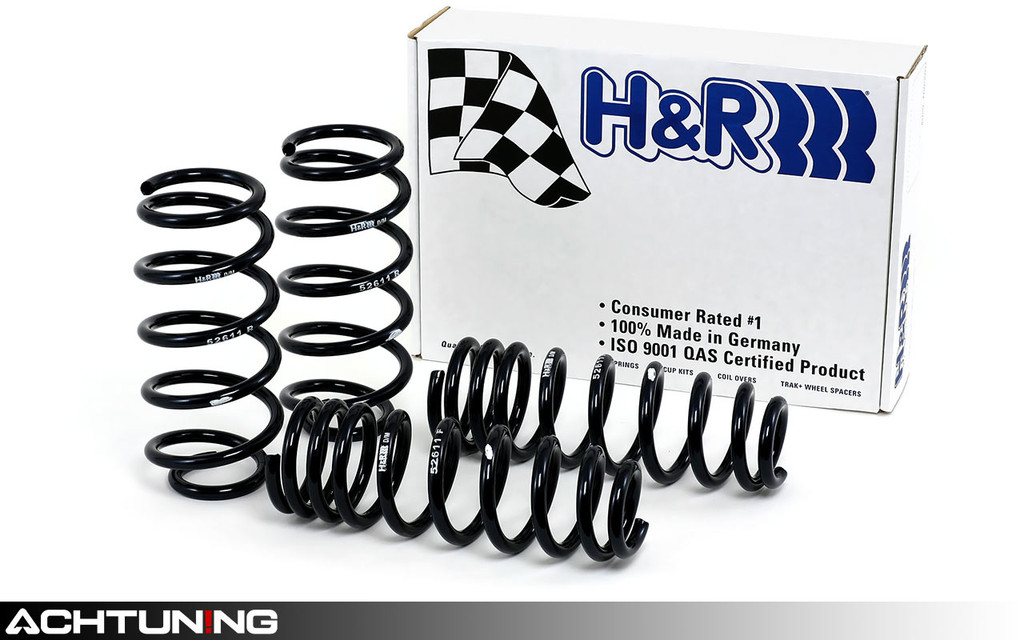 H&R 52611 Sport Springs Mazda Mazdaspeed6