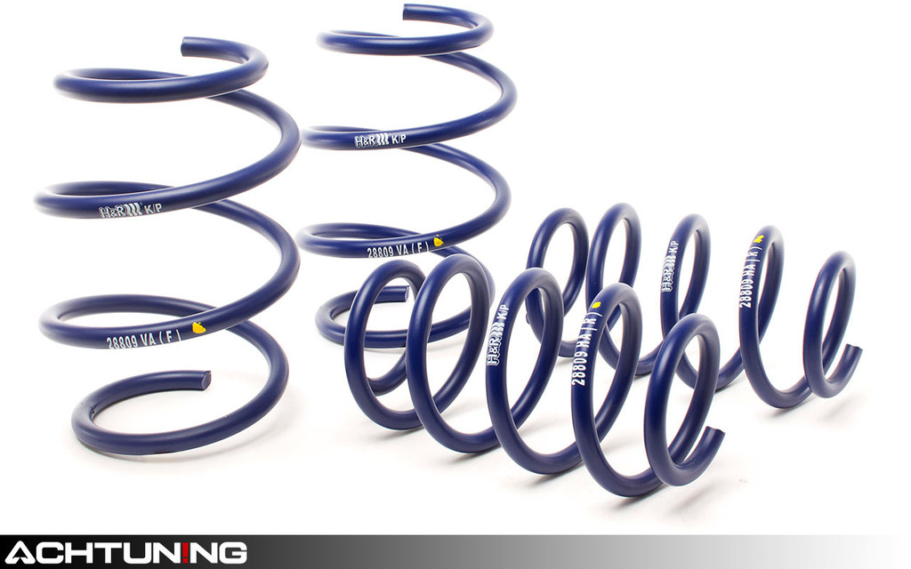 H&R 28809-4 Sport Springs Mercedes-Benz X156 GLA 250 FWD