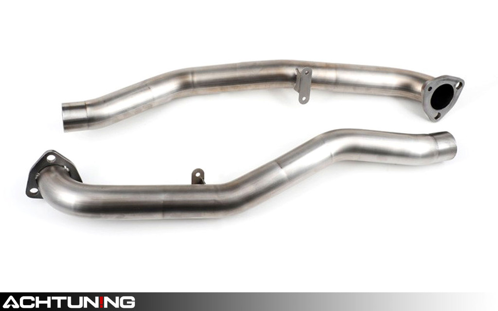 AWE Tuning 3010-11010 Exhaust Cross Over Pipes Porsche 997.2