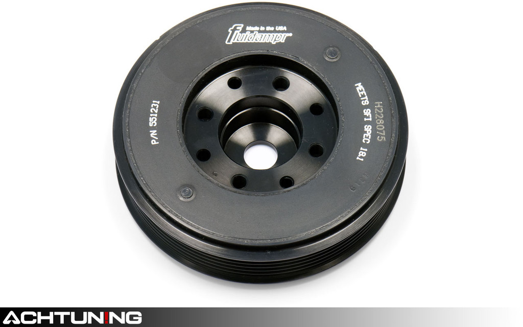 Fluidampr 551231 Crank Pulley Audi and VW 2.0T TSI