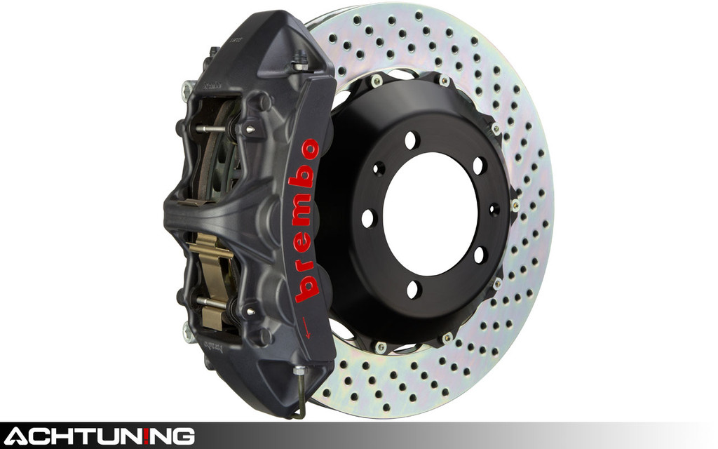 Brembo 1M1.8061AS 355mm 6-Piston GT-S Big Brake Kit Audi and VW