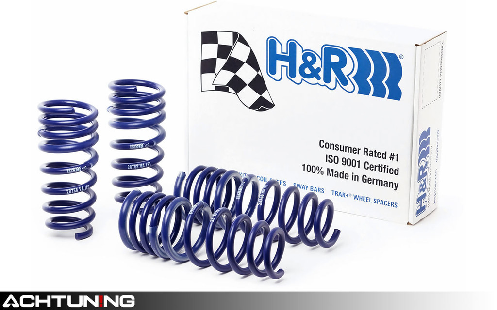 H&R 50452 Sport Springs MINI Cooper S and JCW