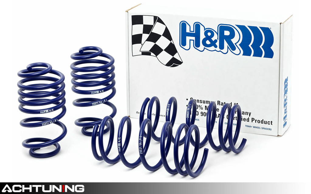 H&R 28814-4 Sport Springs Nissan Rogue FWD and Rogue Sport AWD