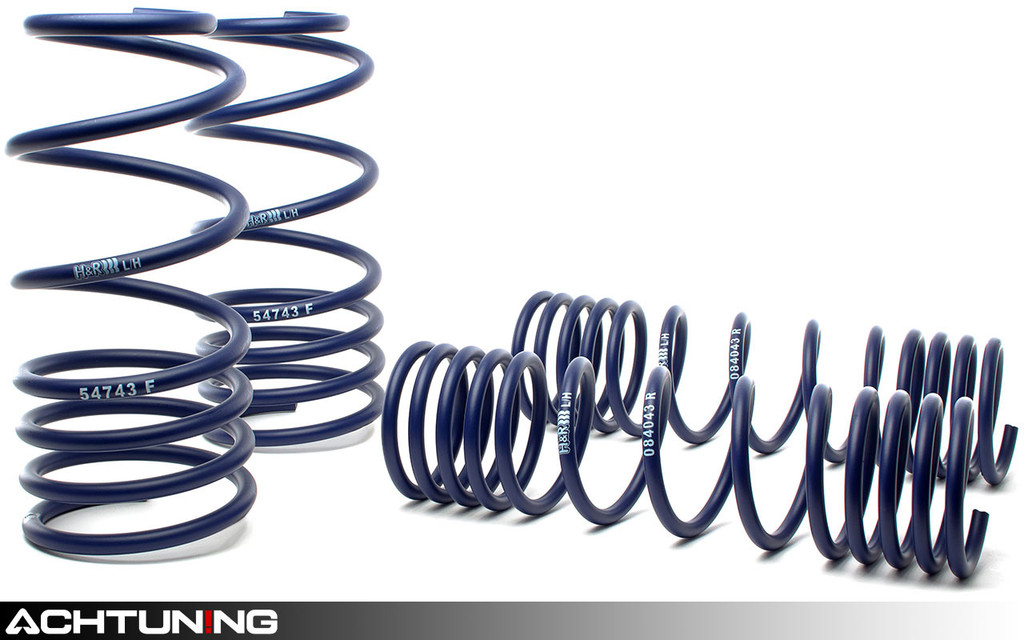 H&R 54743 Sport Springs VW Cabriolet and Mk2 Scirocco