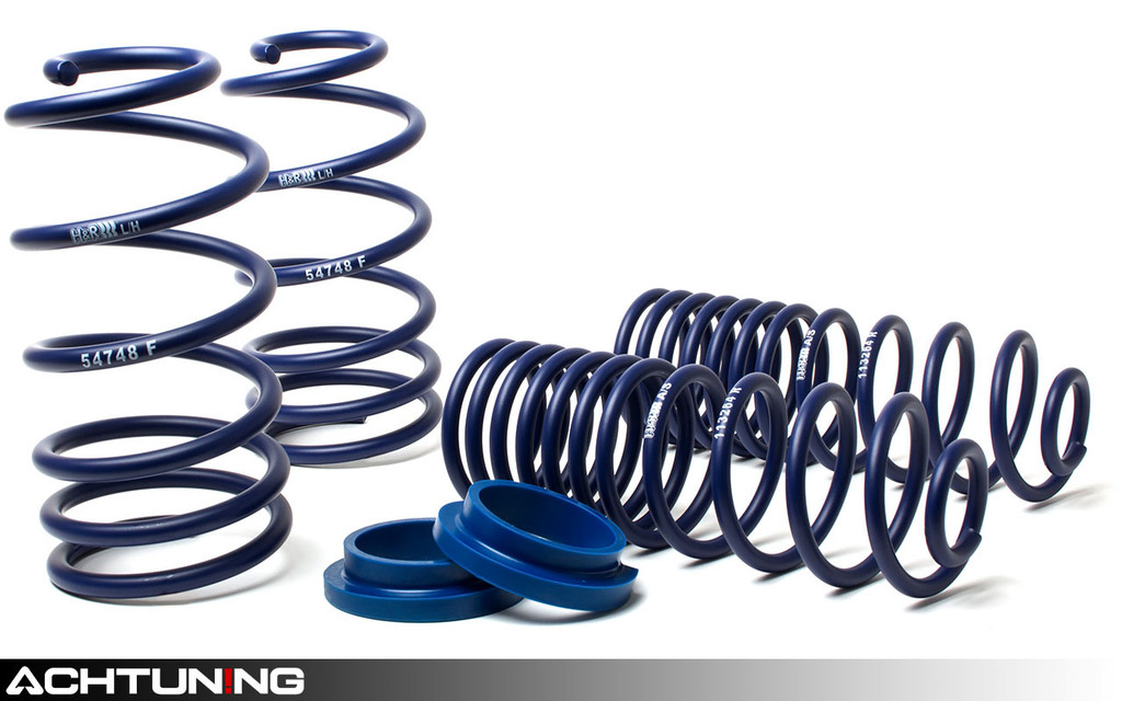 H&R 54748 Sport Springs VW Mk3 Golf and Mk3 Jetta 8V late and VR6