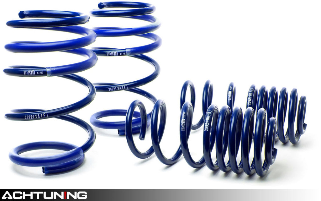 H&R 29545 Sport Springs Audi 4000 Quattro and Ur Quattro