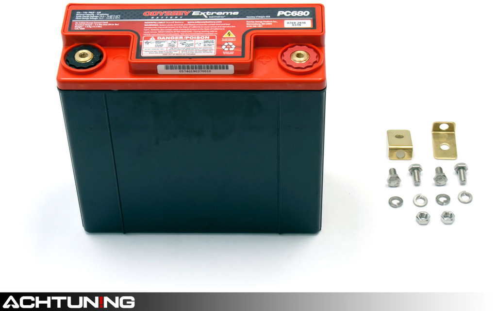 Odyssey PC680 Extreme Series AGM Battery