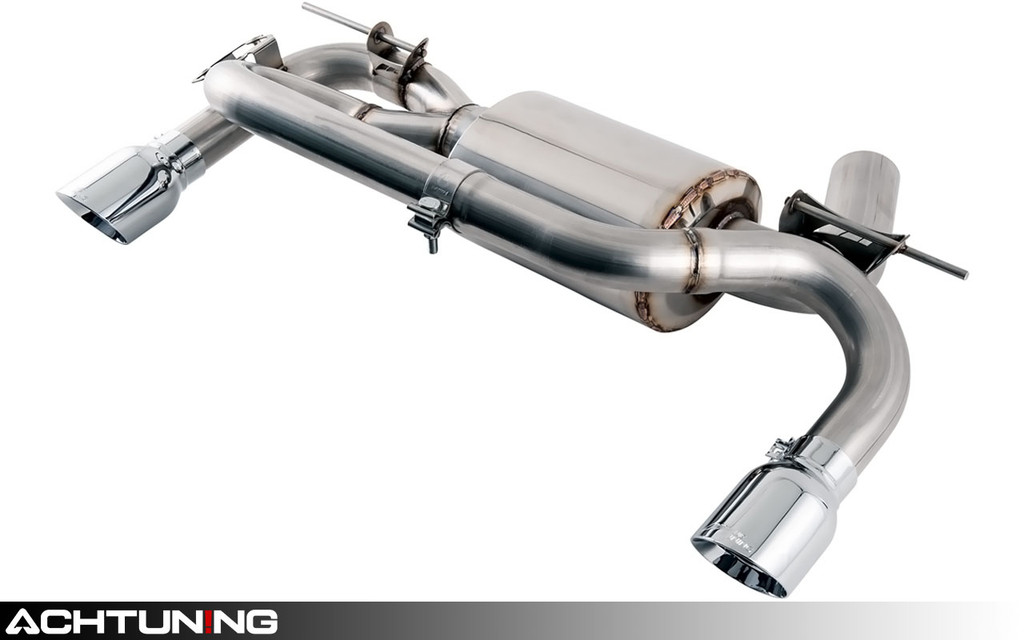 AWE Tuning 3010-32030 Axleback Dual Tip Touring Exhaust BMW F22 M235i and M240i