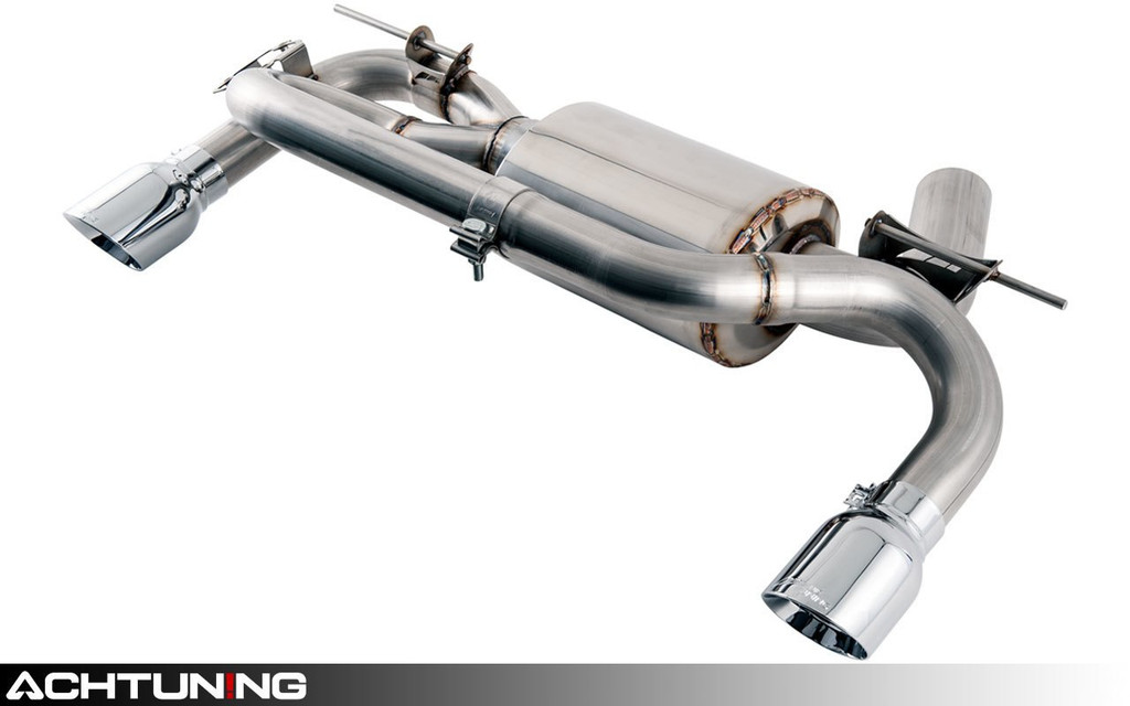 AWE Tuning 3010-32034 Axleback Dual Tip Touring Exhaust BMW F3x 340i and 440i