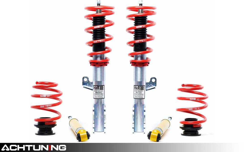H&R 28849-5 Street Coilover Kit Mercedes CLA 250 FWD