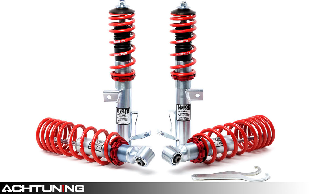 H&R 54458 Street Coilover Kit Subaru Impreza STi and WRX