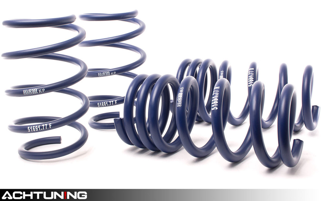 H&R 51691-77 Super Sport Springs Ford Mustang