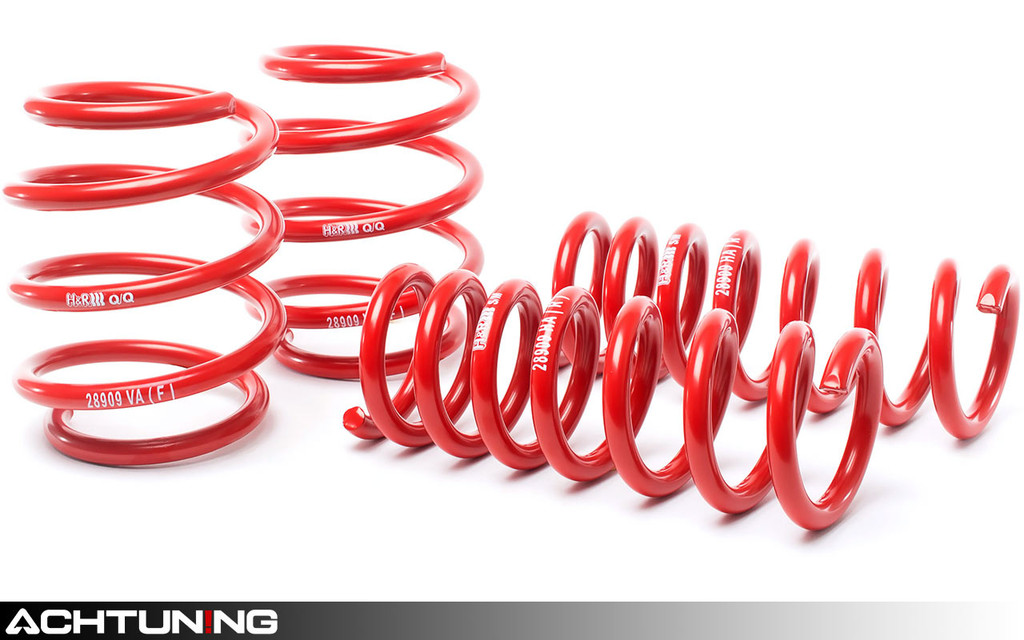 H&R 28909-1 Super Sport Springs Mercedes-Benz R172 SLC 300