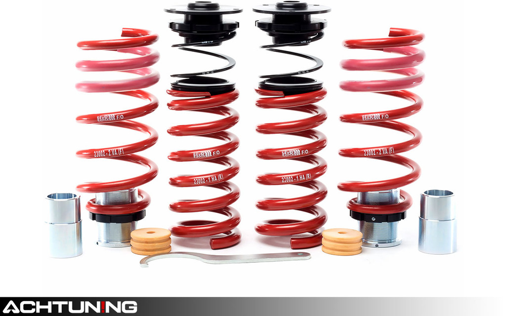 H&R 23002-3 VTF Adjustable Springs Mercedes-Benz W205 C 300 RWD