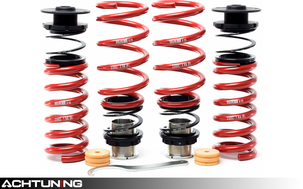 H&R 23002-5 VTF Adjustable Springs Mercedes-Benz W205 C43 AMG Sedan AWD