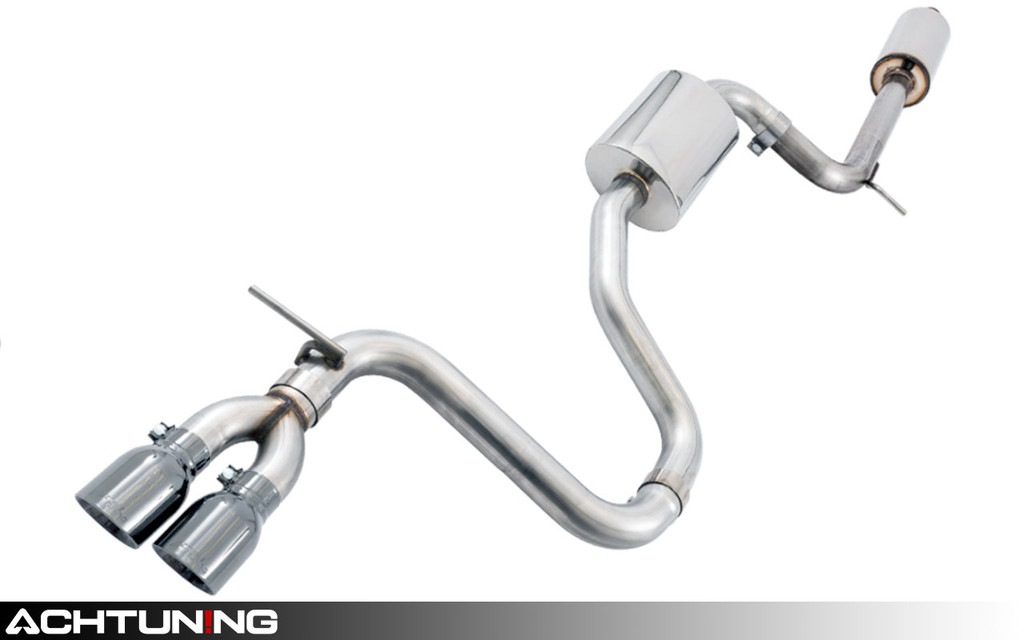 AWE Tuning 3015-22052 Catback Twin Tip Touring Exhaust Volkswagen Mk7 Golf