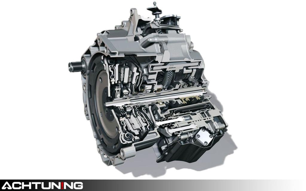 TVS TCU Software Flash Tuning MQB DQ381 7-Speed DSG Audi Volkswagen