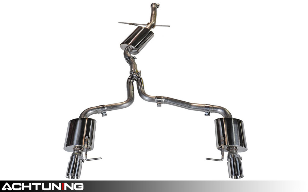 AWE Tuning 3015-32022 Catback Dual Tip Touring Exhaust Audi B8 A5 2.0T