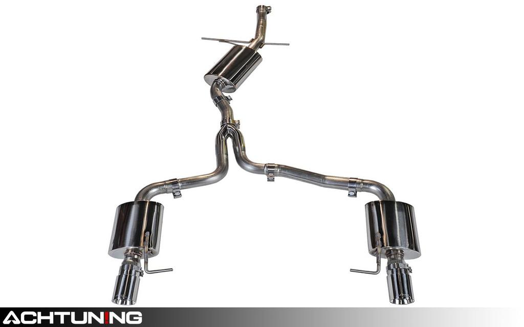 AWE Tuning 3015-32026 Catback Dual Tip Touring Exhaust Audi B8 Q5 2.0T