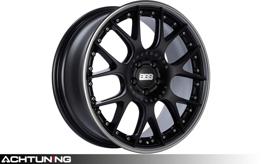 "BBS CHRII 660 BPPO 20x9.0"" ET30 Wheel"
