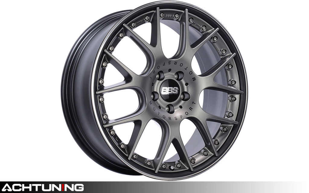 "BBS CHRII 660 PBPO 20x9.0"" ET30 Wheel"
