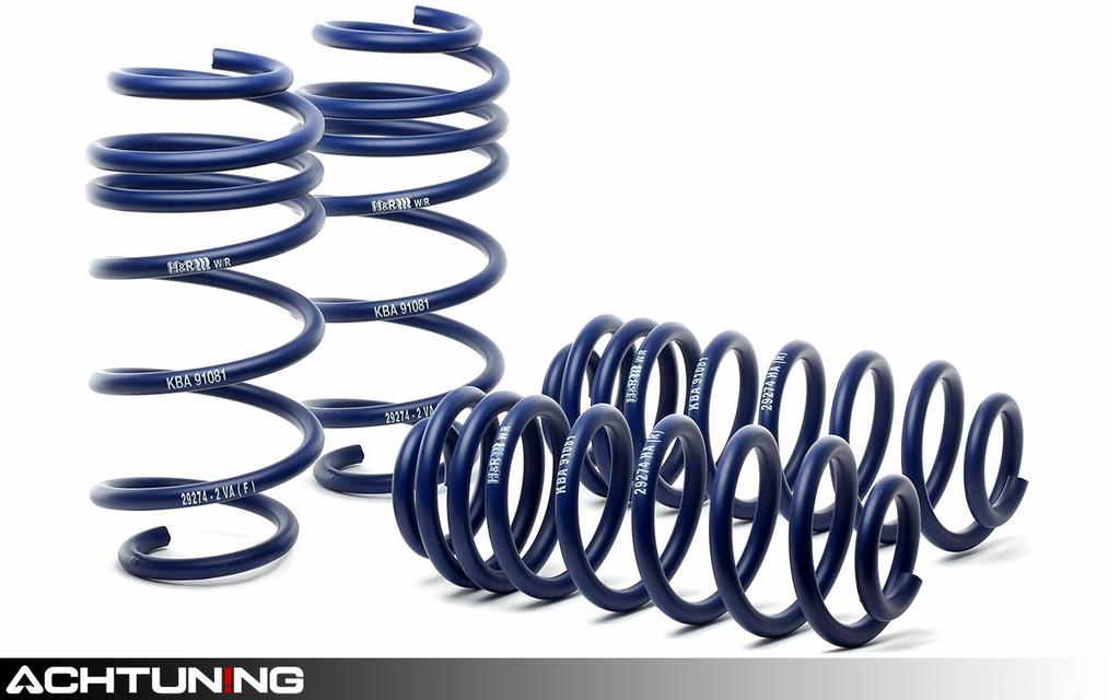H&R 28656-2 Sport Springs Audi Q3