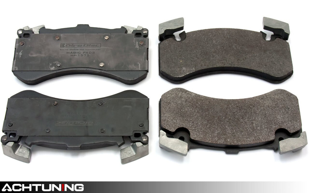 Girodisc MP-1001 Magic Front Brake Pads Ford Mustang Shelby GT500