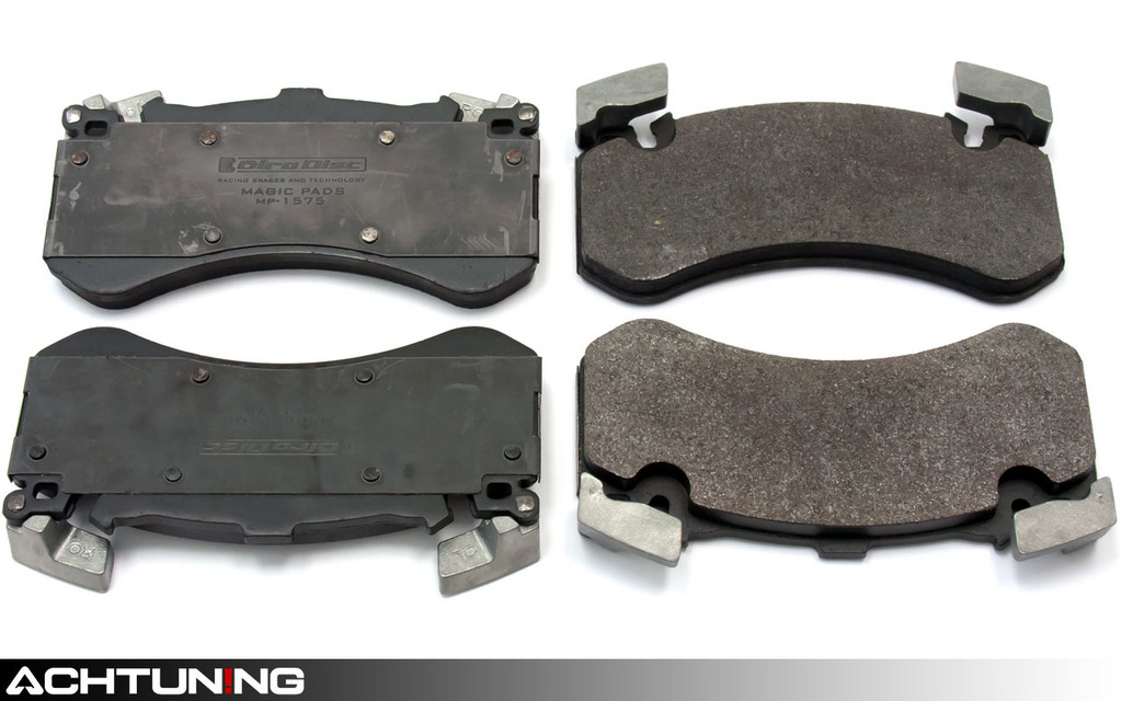 Girodisc MP-1575 Magic Front Brake Pads Audi C7 S6 and S7 and D4 S8