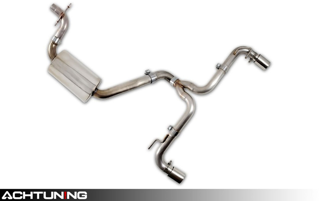 AWE Tuning 3015-32036 Catback Dual Tip Performance Exhaust Volkswagen Mk6 GTI