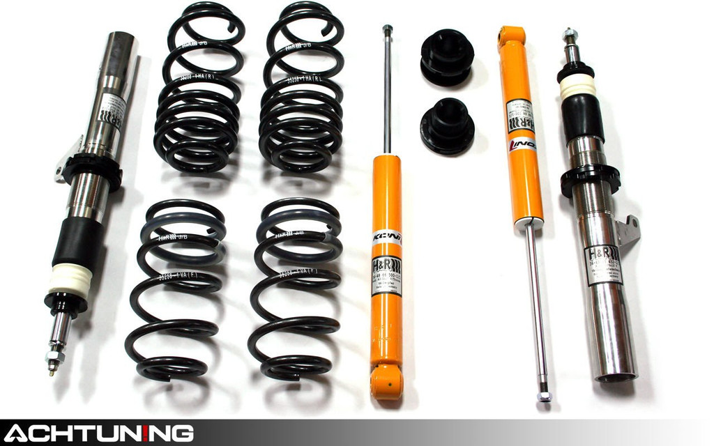 H&R 36865-1 SS Coilover Kit Volkswagen Mk2 and Mk3 Golf and Jetta