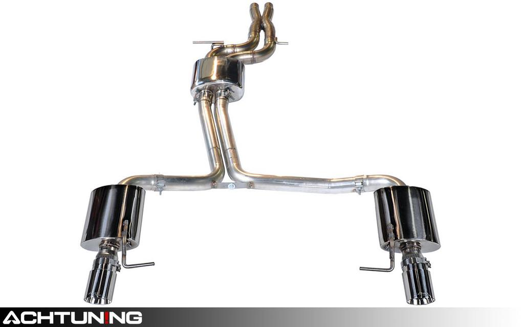 AWE Tuning 3015-32070 Catback Dual Tip Touring Exhaust Audi C7 A7 3.0T