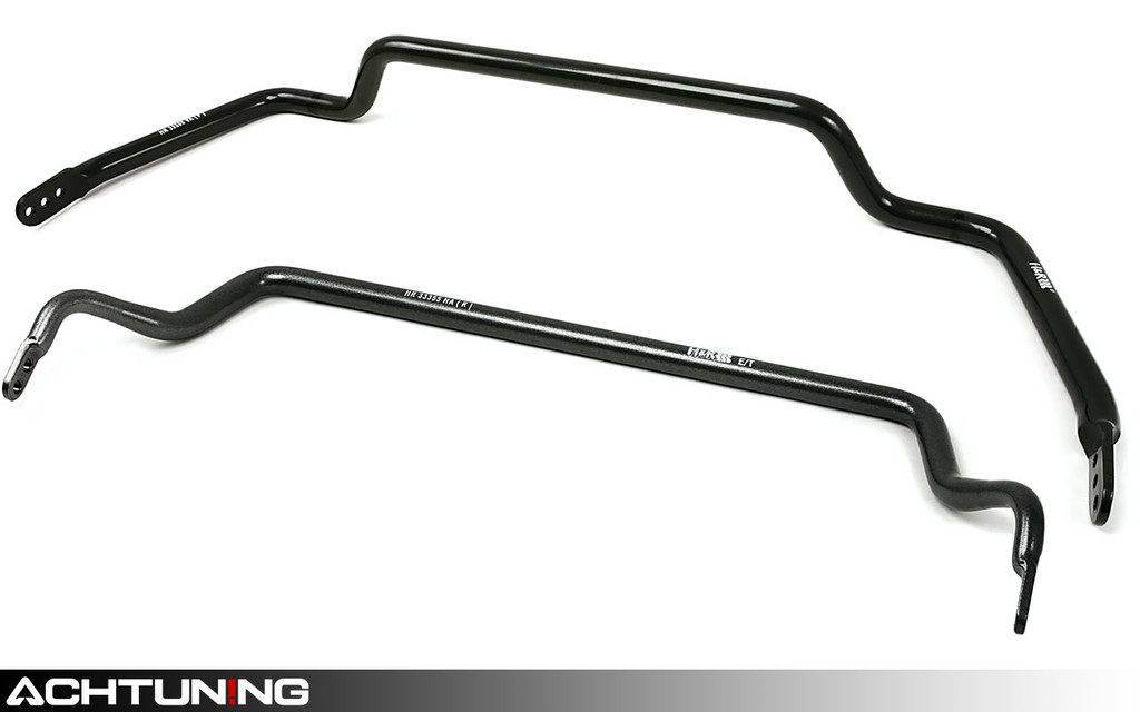 H&R 72484 Front and Rear Sway Bar Kit BMW E46 3-Series