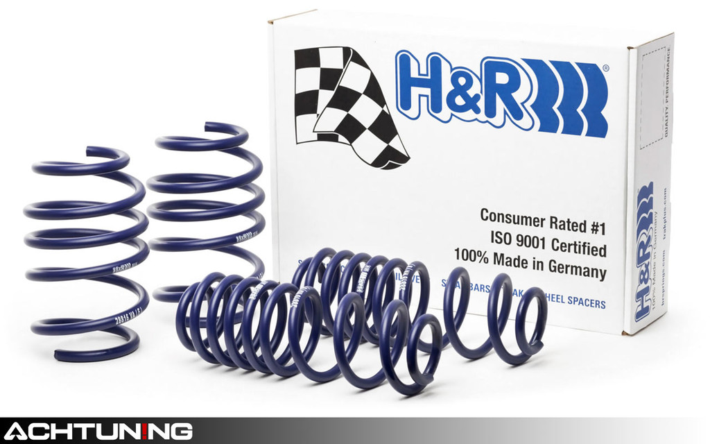 H&R 54786 Sport Springs Volkswagen Mk7 Golf and Jetta