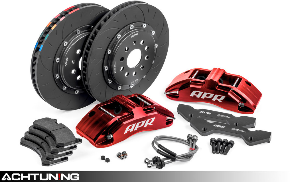 APR BRK00003 350mm 6-Piston Big Brake Kit Audi Volkswagen