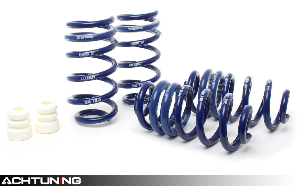 H&R 28640-1 Sport Springs Audi C8 RS6
