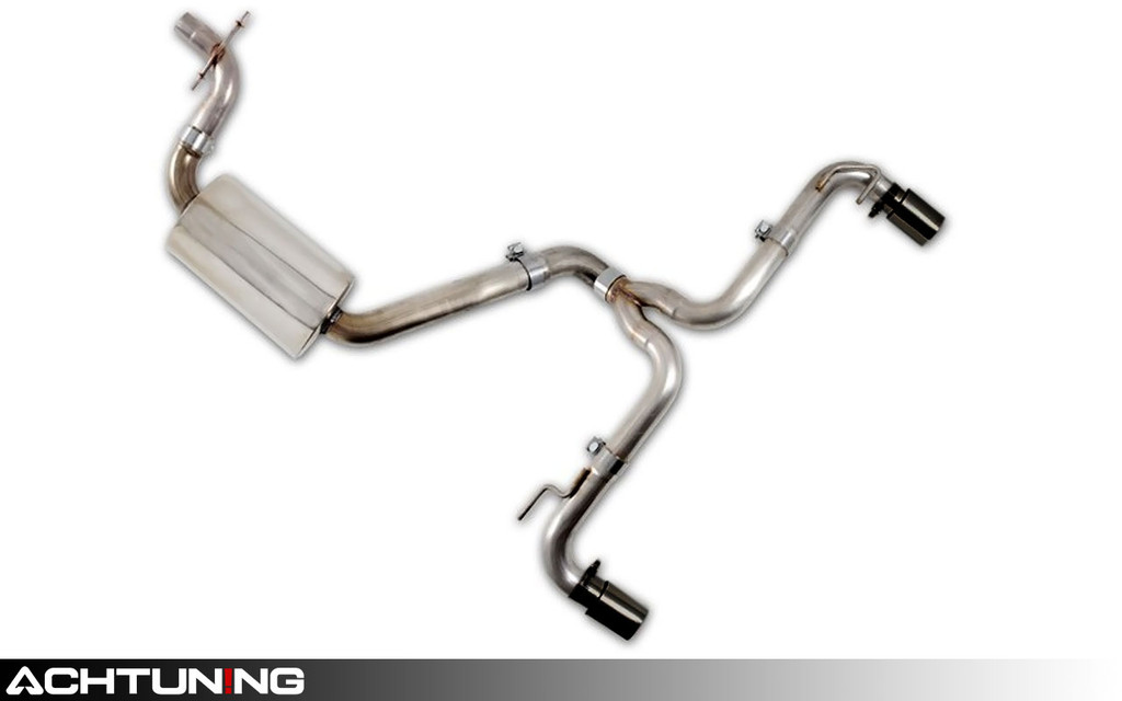 AWE Tuning 3015-33038 Catback Dual Tip Performance Exhaust Volkswagen Mk6 GTI