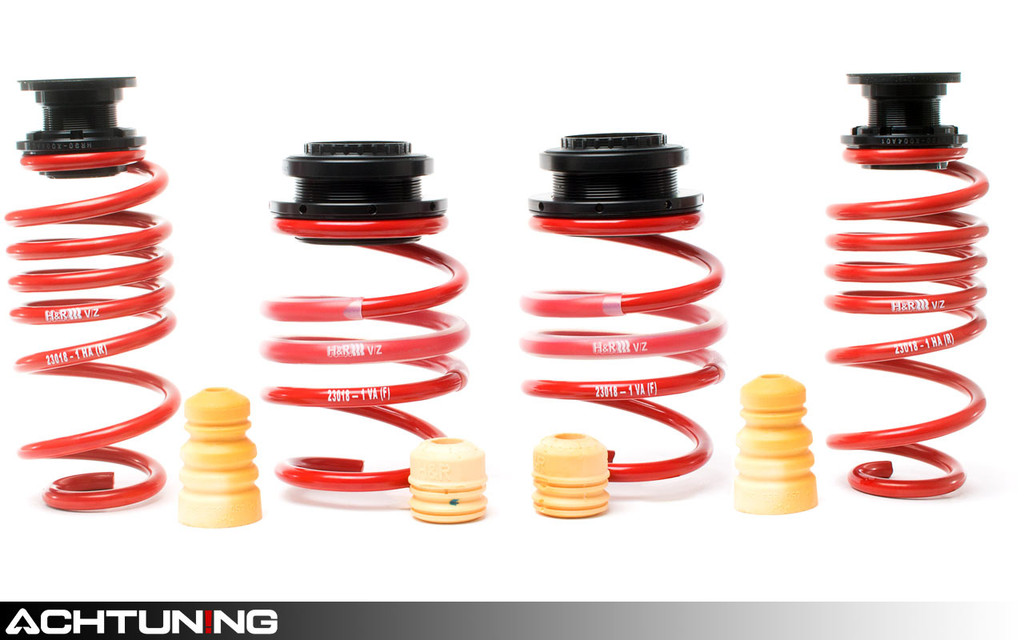 H&R 23018-5 VTF Adjustable Springs Audi RS3 S3 TT RS and VW Mk7 GLI