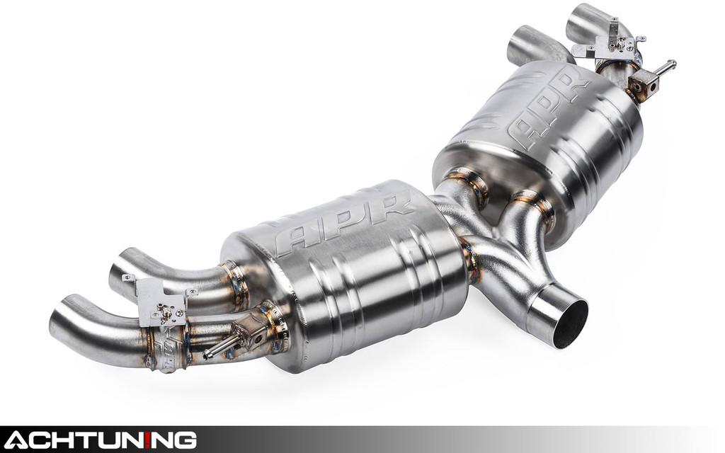 APR CBK0035 Muffled Exhaust Conversion Kit Audi 8V S3