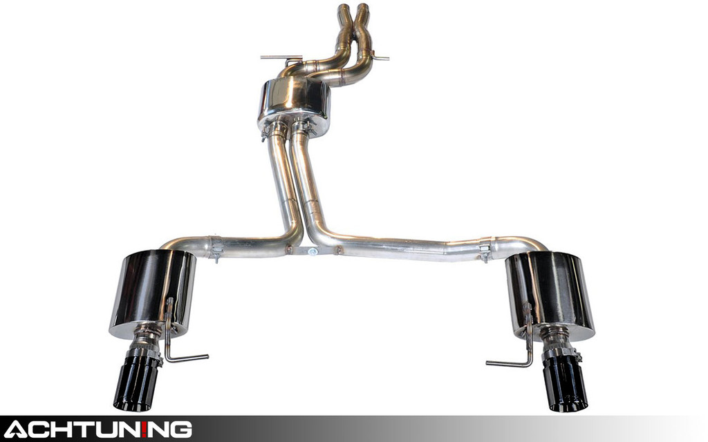 AWE Tuning 3015-33052 Catback Dual Tip Touring Exhaust Audi C7 A6 3.0T