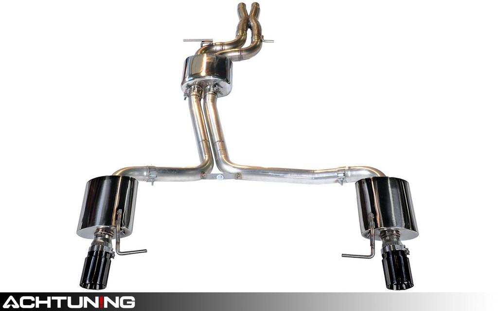 AWE Tuning 3015-33054 Catback Dual Tip Touring Exhaust Audi B8 Q5 3.0T