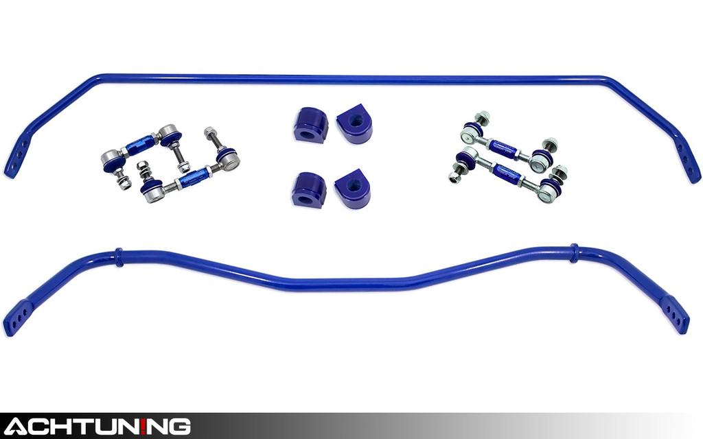 SuperPro RCMX-5089KIT Front and Rear Sway Bar Kit Mazda MX-5