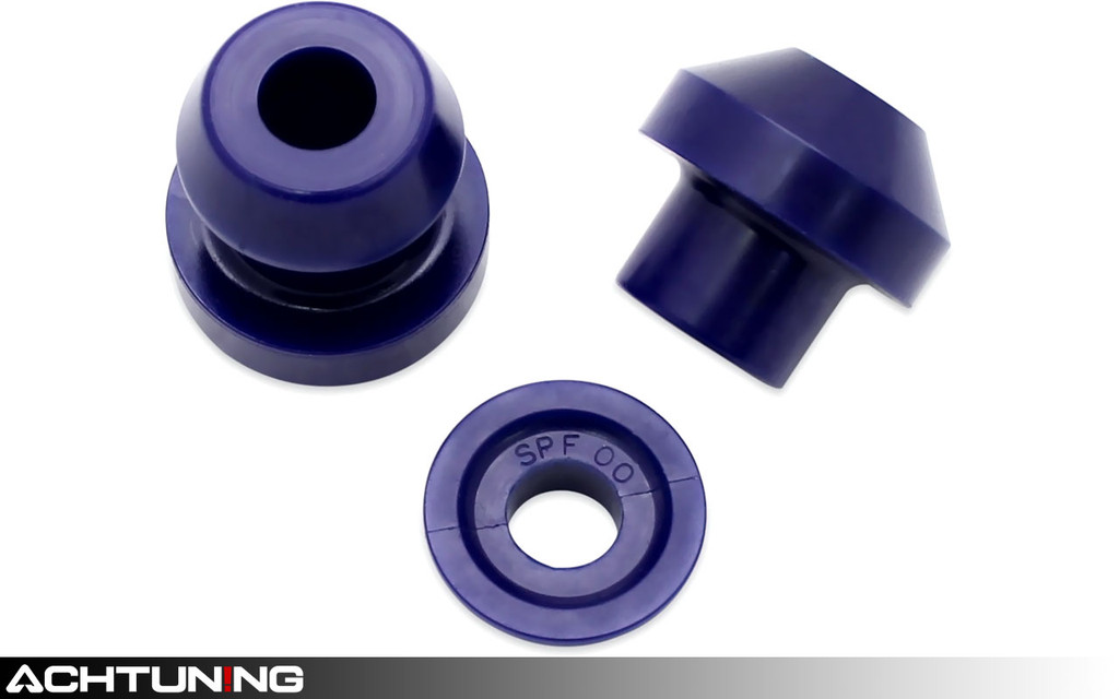 SuperPro SPF0001K Front Strut Bar to Chassis Mount Bushing Kit Ford