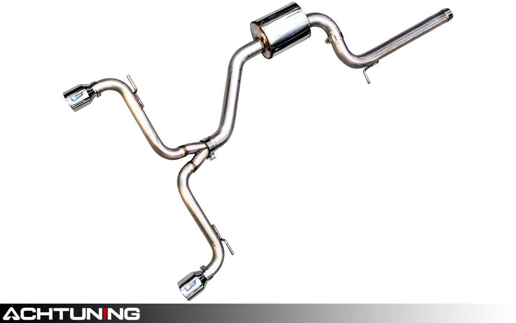 AWE Tuning 3020-32022 Catback Dual Tip Track Exhaust Volkswagen Mk7 GTI