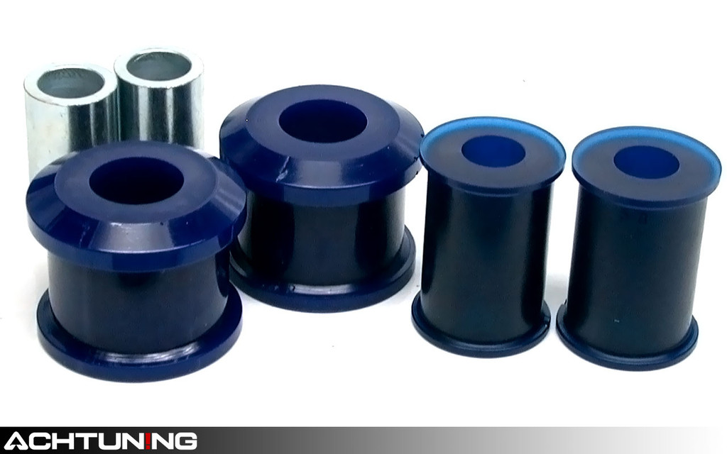 SuperPro SPF0767K Front Control Arm Lower Inner Front and Rear Bushing Kit Alfa Romeo Fiat Lancia and Saab