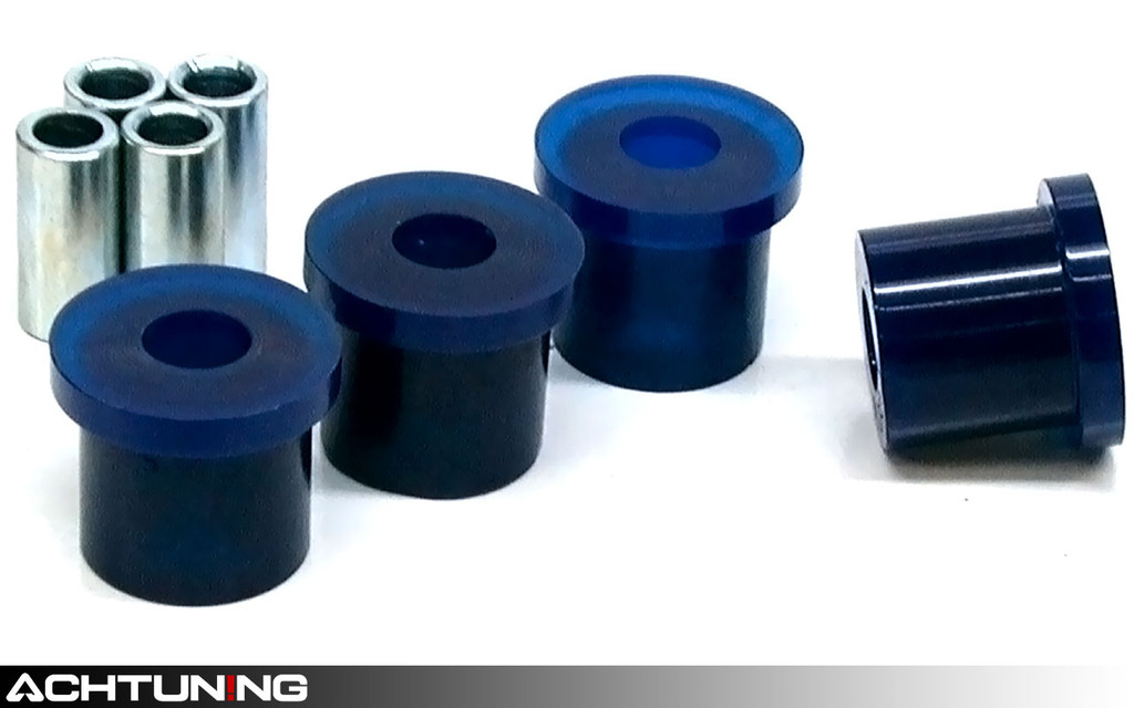 SuperPro SPF1024K Air Conditioning and Alternator and Power Steer Mount Bushing Kit Volvo