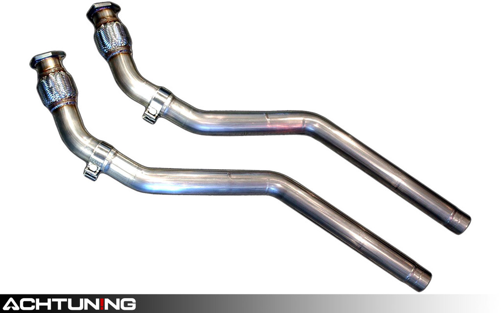 AWE Tuning 3215-11036 Non-Resonated Downpipes Audi B8 S5 4.2L