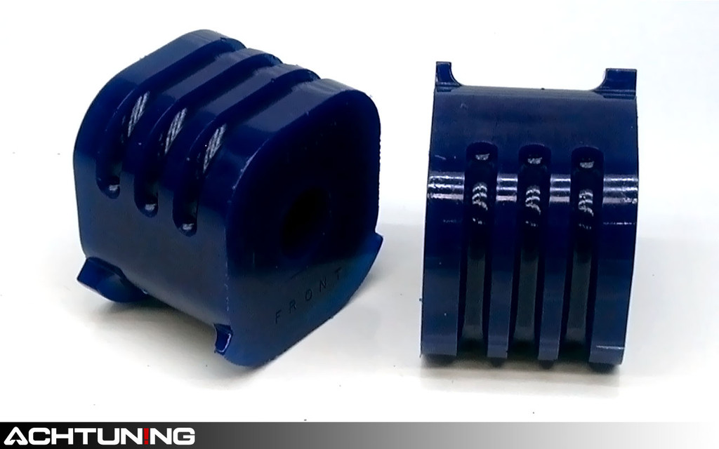 SuperPro SPF1500K Front Control Arm Lower Inner Rear Bushing Kit Mitsubishi and Volvo
