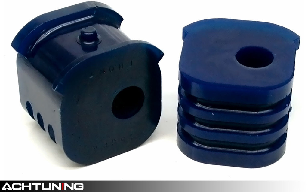 SuperPro SPF1502AK Front Control Arm Lower Inner Rear Double Offset Performance Bushing Kit Mitsubishi and Volvo