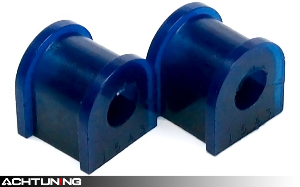 SuperPro SPF1543K Front Sway Bar to Chassis Bushing Kit Ford Mercury and Merkur